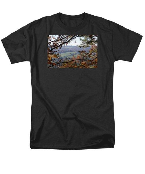 Magic Window Men's T-Shirt  (Regular Fit) by Heidi Poulin