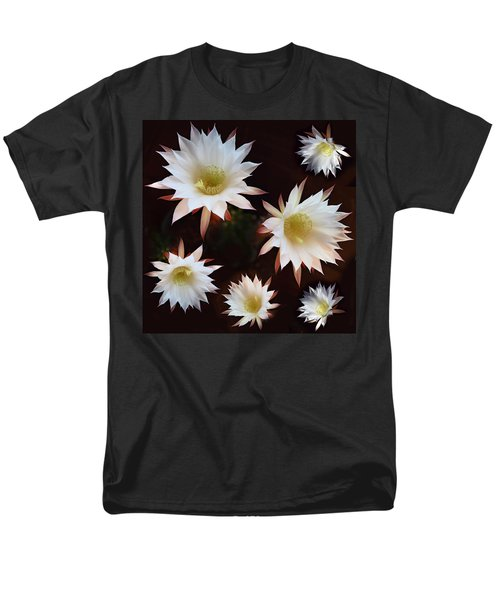 Men's T-Shirt  (Regular Fit) featuring the photograph Magical Flower by Gina Dsgn