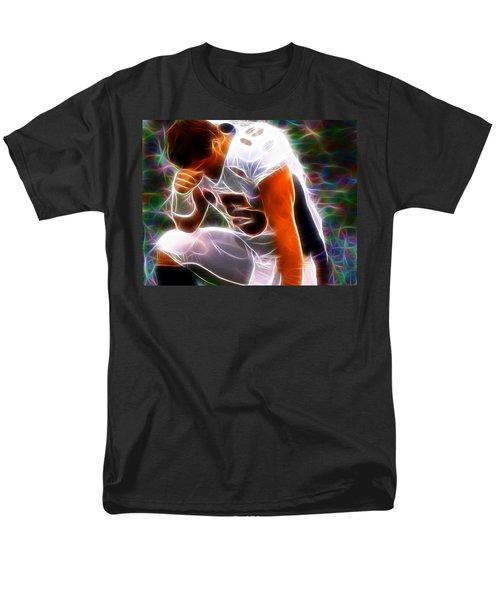 Magical Tebowing Men's T-Shirt  (Regular Fit) by Paul Van Scott