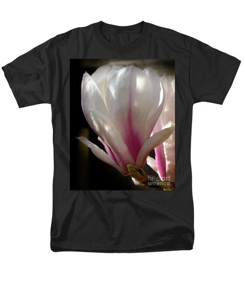Magnolia Bloom Men's T-Shirt  (Regular Fit)