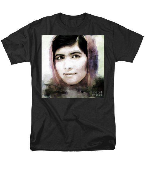Malala Yousaf Zai 10 Men's T-Shirt  (Regular Fit) by Gull G