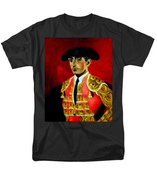 Manolete  Men's T-Shirt  (Regular Fit) by Manuel Sanchez