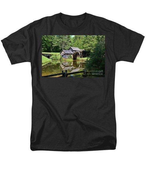 Marby Mill 2 Men's T-Shirt  (Regular Fit) by Paul Ward