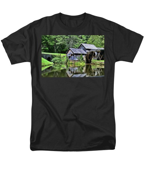 Marby Mill 3 Men's T-Shirt  (Regular Fit) by Paul Ward