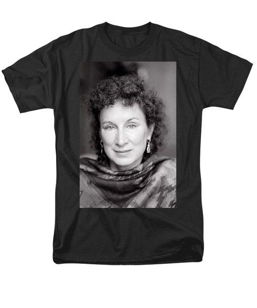 Margaret Atwood Men's T-Shirt  (Regular Fit) by Shaun Higson