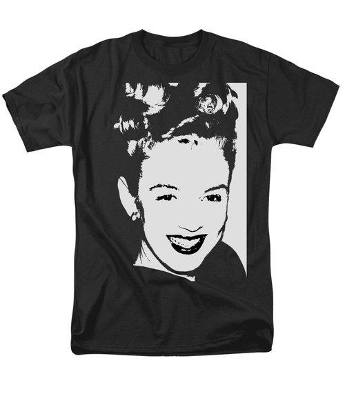Marilyn Men's T-Shirt  (Regular Fit) by Joann Vitali