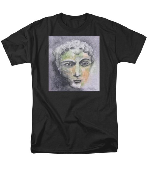 Mask II Men's T-Shirt  (Regular Fit) by Teresa Beyer