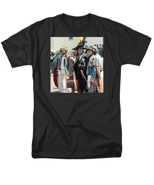 Masqueraders Of Sao Tome Men's T-Shirt  (Regular Fit) by John Potts