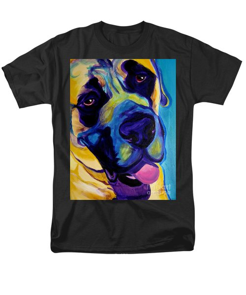 Mastiff - Lazy Sunday Men's T-Shirt  (Regular Fit)