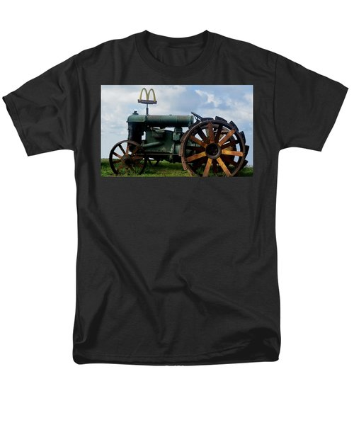 Mctractor Men's T-Shirt  (Regular Fit) by Gary Smith
