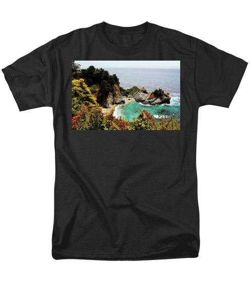 Mcway Falls 2 Men's T-Shirt  (Regular Fit) by Judy Vincent