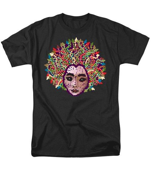 Medusa With Transparent Background Men's T-Shirt  (Regular Fit)