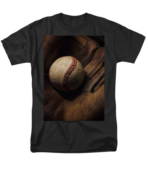 Meet Me At The Sandlot Men's T-Shirt  (Regular Fit) by Heather Applegate