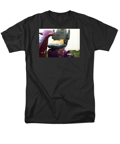 Men's T-Shirt  (Regular Fit) featuring the photograph Mego And Erick 2 by Megan Dirsa-DuBois