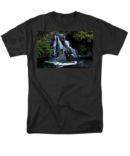 Mental Vacation Men's T-Shirt  (Regular Fit) by Clayton Bruster