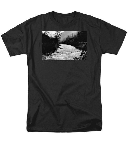 Merced River Canyon Men's T-Shirt  (Regular Fit)
