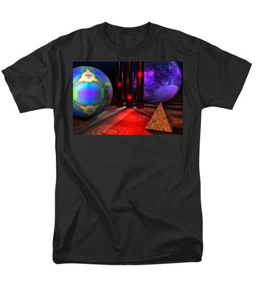 Merlin's Playground Men's T-Shirt  (Regular Fit) by Lyle Hatch