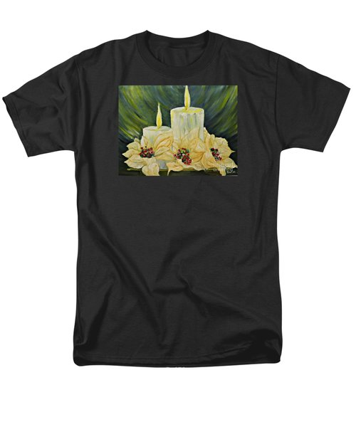 Our Lady And Child Jesus Men's T-Shirt  (Regular Fit) by AmaS Art