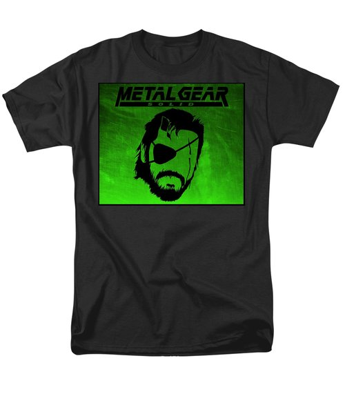 Metal Gear Solid Men's T-Shirt  (Regular Fit) by Kyle West