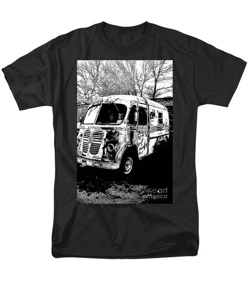 Metro Van Side Men's T-Shirt  (Regular Fit) by Renie Rutten