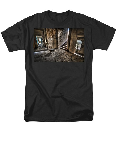 Middle Floor Seating Men's T-Shirt  (Regular Fit) by Nathan Wright