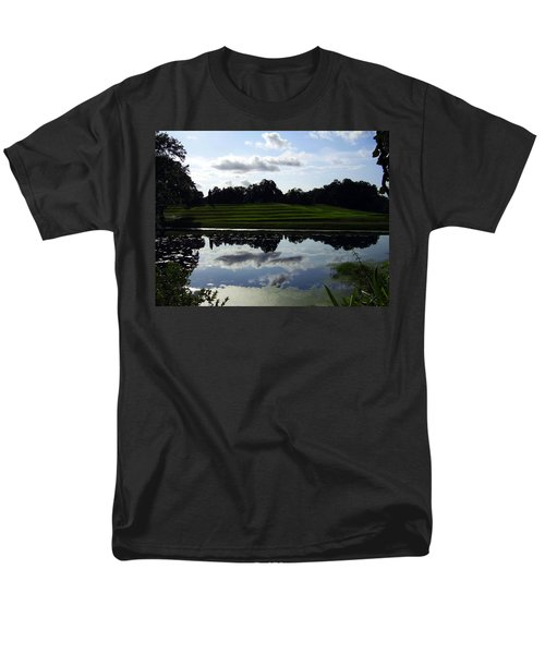 Middleton Place II Men's T-Shirt  (Regular Fit) by Flavia Westerwelle