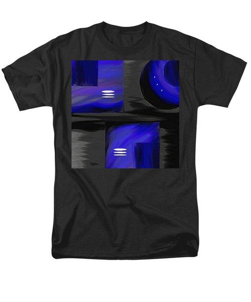 Midnight Men's T-Shirt  (Regular Fit) by Ely Arsha