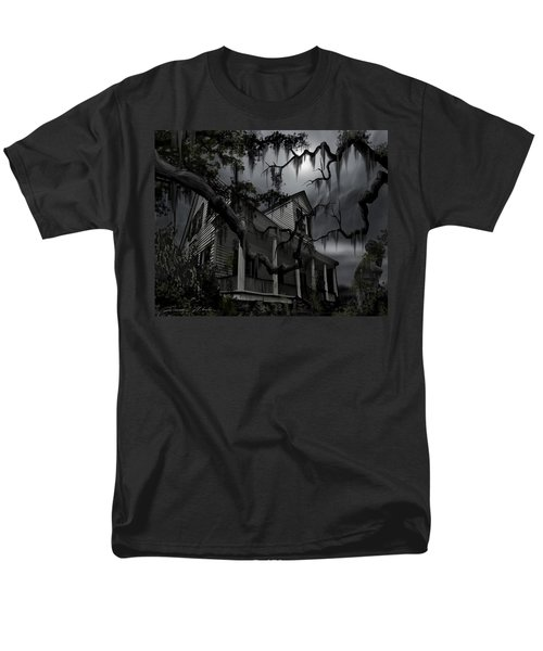 Midnight In The House Men's T-Shirt  (Regular Fit)