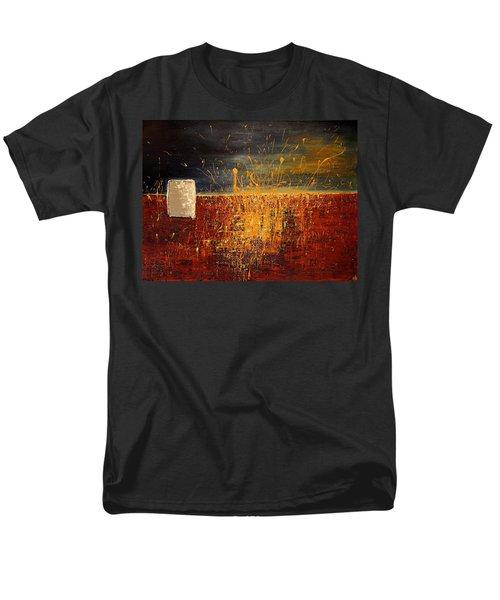 Midnight Summer, St Pete Beach  Men's T-Shirt  (Regular Fit)