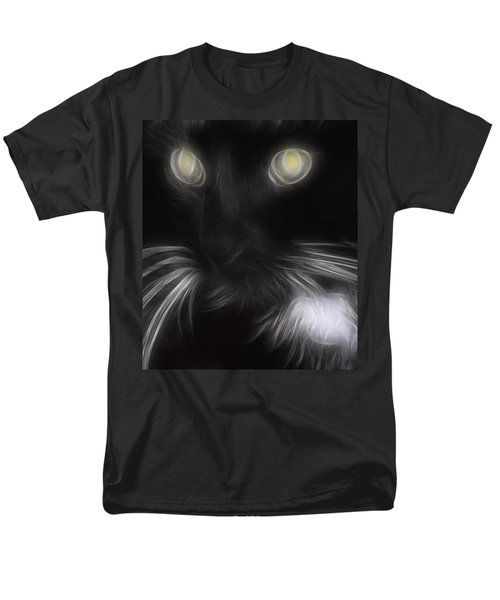 Men's T-Shirt  (Regular Fit) featuring the digital art Mikey by Holly Ethan