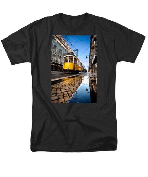 Mirror Men's T-Shirt  (Regular Fit) by Jorge Maia