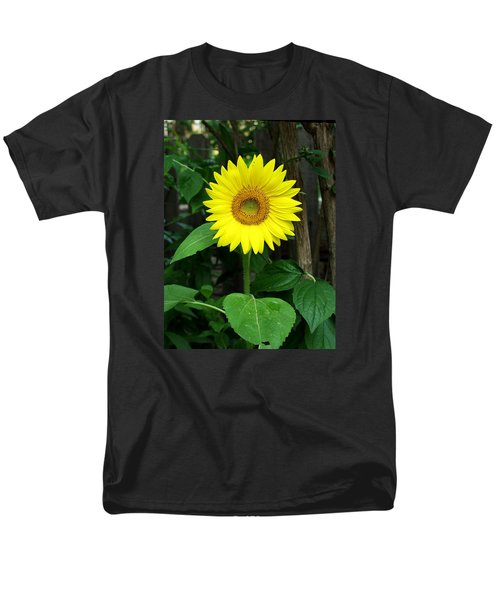Men's T-Shirt  (Regular Fit) featuring the photograph Miss Sunshine by Carol Sweetwood