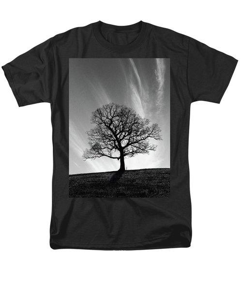Missouri Treescape Men's T-Shirt  (Regular Fit) by Christopher McKenzie