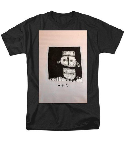 Mmxvii Content Men's T-Shirt  (Regular Fit)