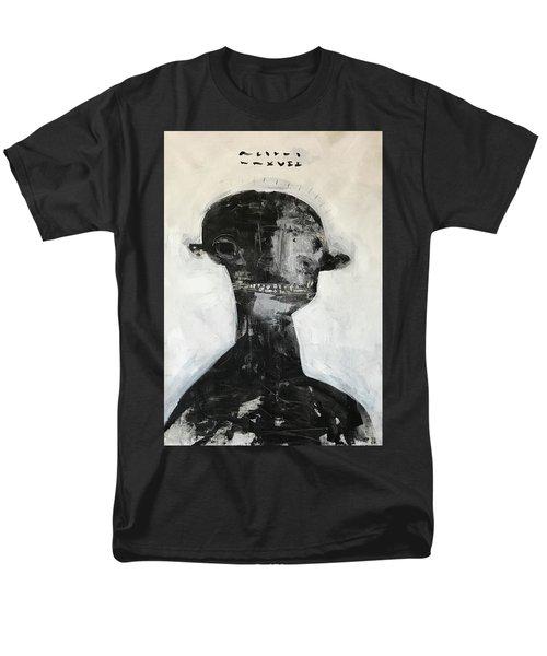 Mmxvii Demons No 4  Men's T-Shirt  (Regular Fit)