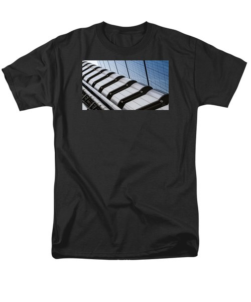 Lloyds Building Bank In London Men's T-Shirt  (Regular Fit) by John Williams