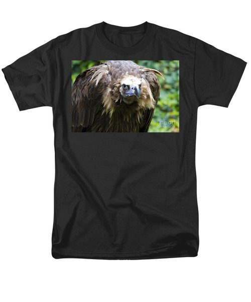 Monk Vulture 3 Men's T-Shirt  (Regular Fit) by Heiko Koehrer-Wagner