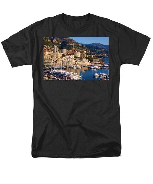 Monte Carlo Men's T-Shirt  (Regular Fit) by Tom Prendergast