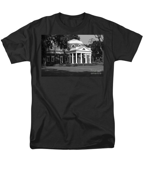 Monticello IIi Men's T-Shirt  (Regular Fit) by Eric Liller