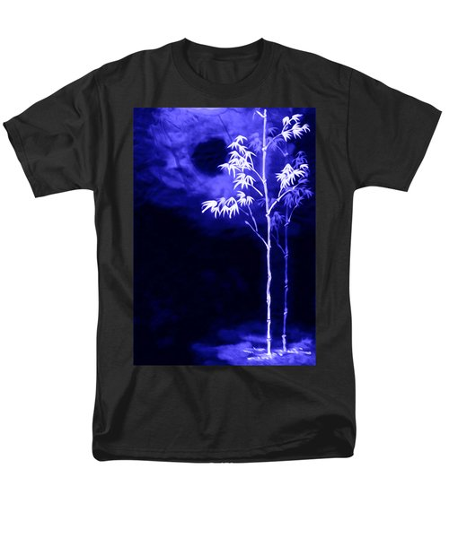 Moonlight Bamboo Men's T-Shirt  (Regular Fit) by Lanjee Chee