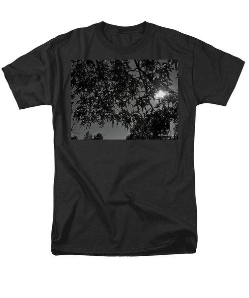 Men's T-Shirt  (Regular Fit) featuring the photograph Moonlight by Betty Northcutt