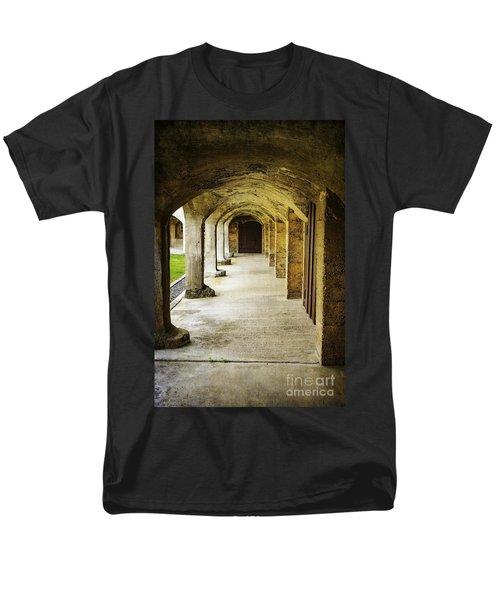 Moravian Pottery And Tile Works Men's T-Shirt  (Regular Fit)