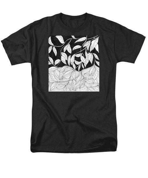 More Leaves Men's T-Shirt  (Regular Fit)