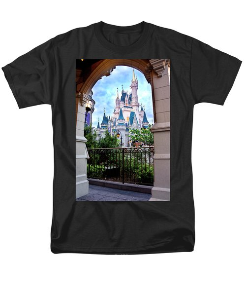 Men's T-Shirt  (Regular Fit) featuring the photograph More Magic by Greg Fortier