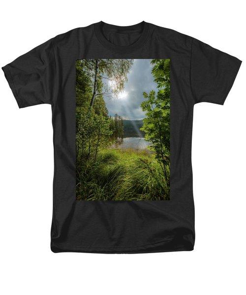 Morning Breath Men's T-Shirt  (Regular Fit) by Rose-Marie Karlsen