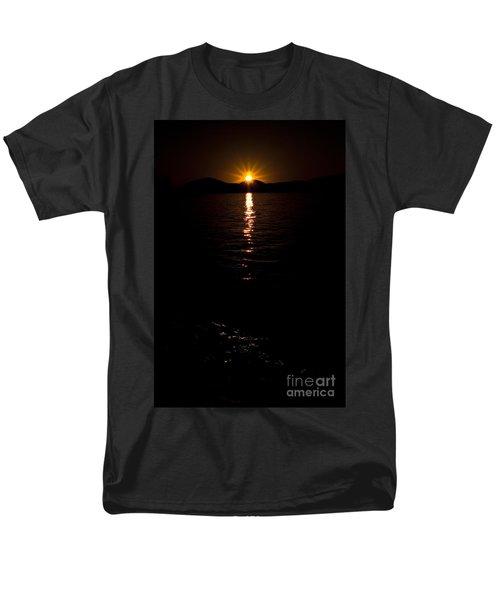 Men's T-Shirt  (Regular Fit) featuring the photograph Morning Has Broken by Tamyra Ayles