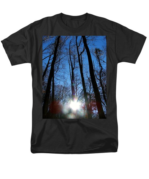 Morning In The Mountains Men's T-Shirt  (Regular Fit) by Robert Meanor