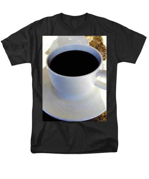 Morning Joe Men's T-Shirt  (Regular Fit) by Russell Keating