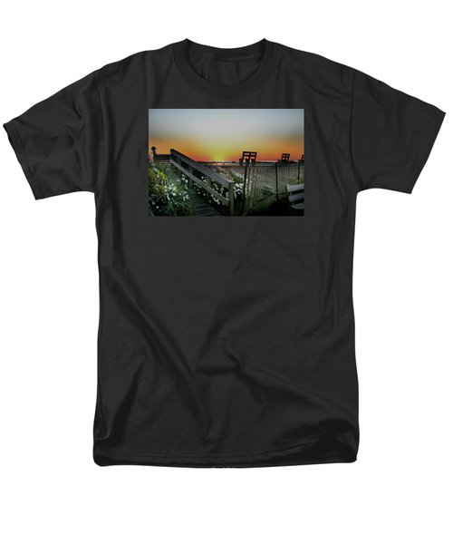 Morning View  Men's T-Shirt  (Regular Fit) by Skip Willits