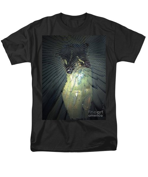 Morphing Men's T-Shirt  (Regular Fit) by Irma BACKELANT GALLERIES